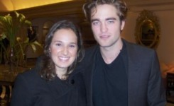 Robert Pattinson web