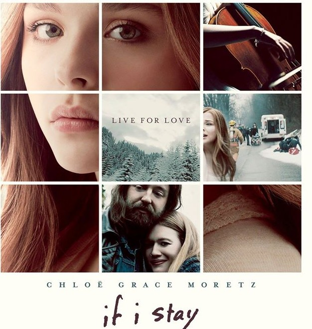 IF I STAY Poster Art