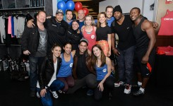 "Casts of ""Chicago Fire"" and ""Chicago PD"" Cycle for a Great Cause"