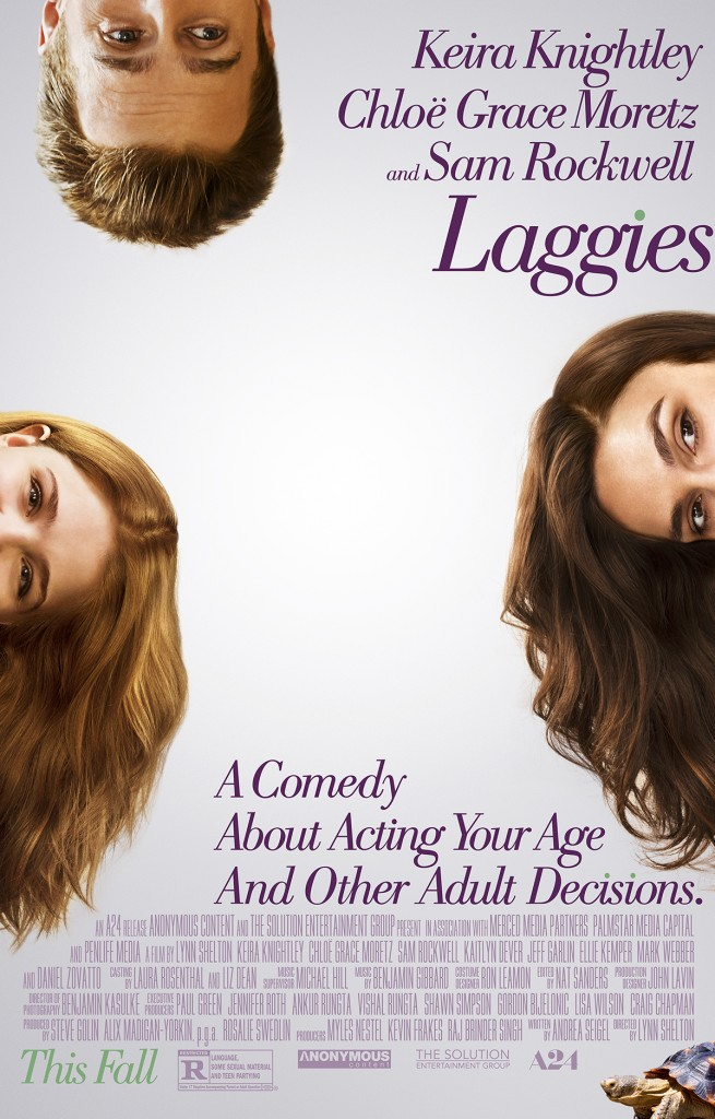 "See Keira Knightley's New Film ""Laggies"""