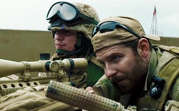"""Passes To See """"American Sniper"""""""