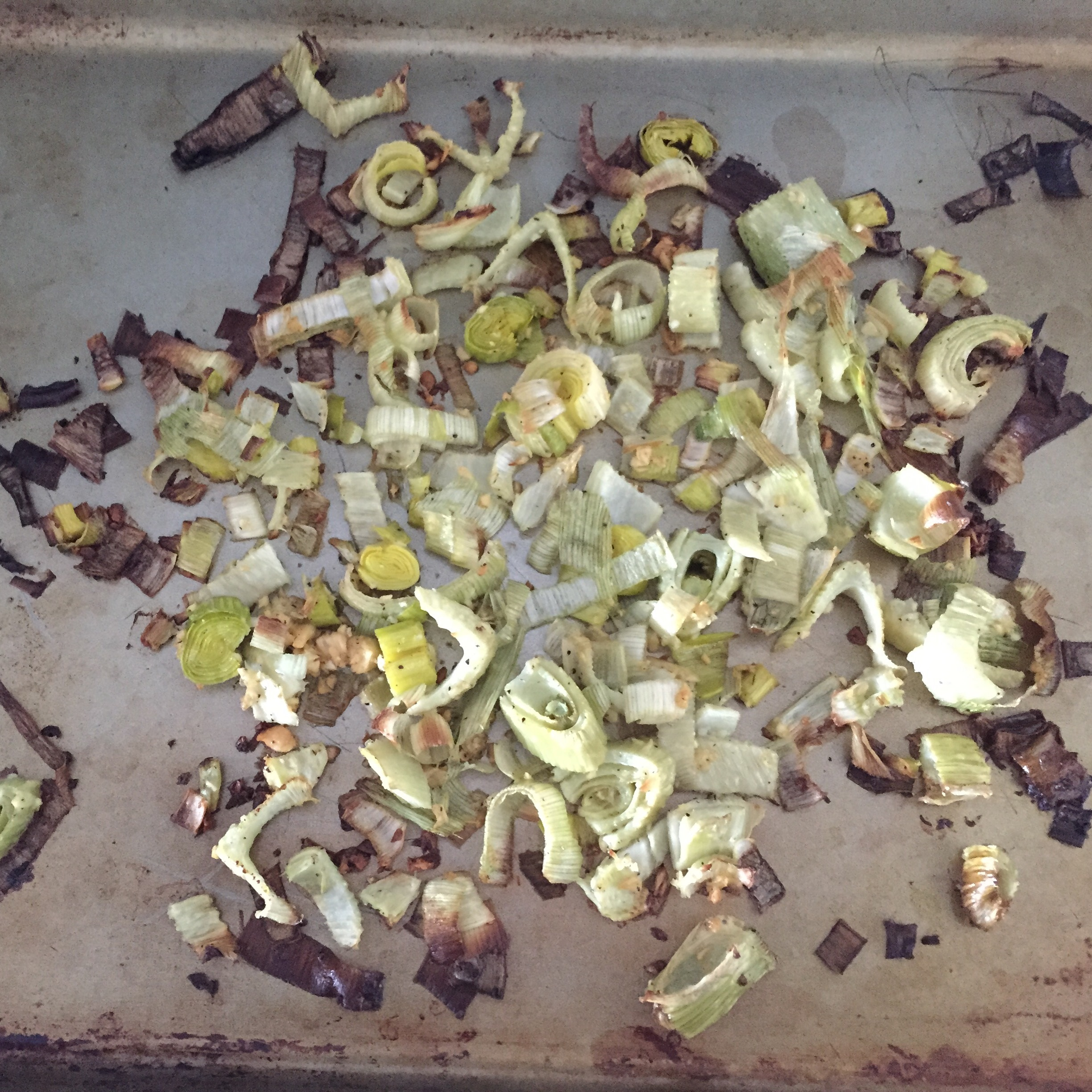 Healthy Recipe: Roasted Fennel and Leeks