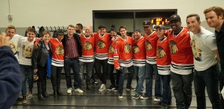 Chicago Fire cast takes on Chicago PD cast in WhirlyCruz Cup