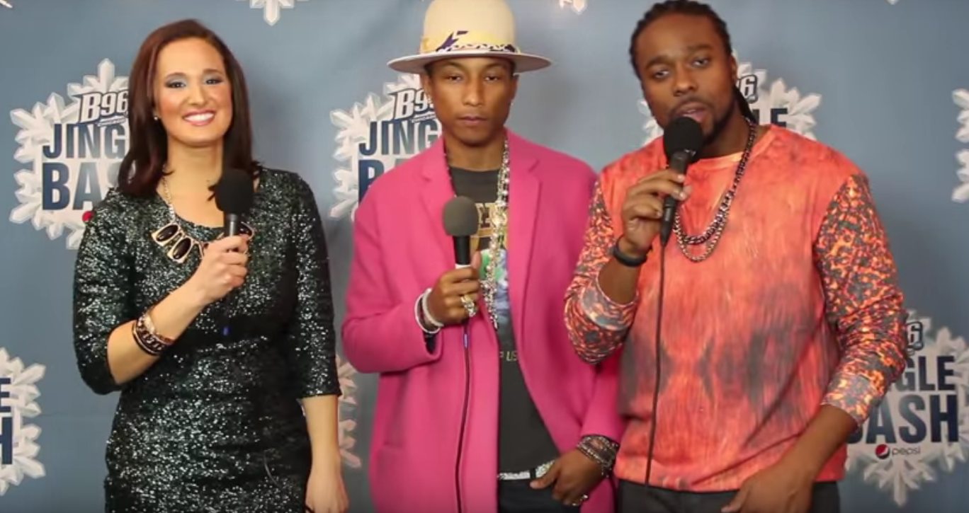 Flashback Friday – In honor of tomorrow's Jingle Bash, check out some of last year's interviews!