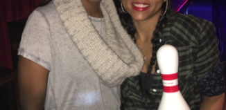 Kings' Mia Sanders and Taraji P. Henson