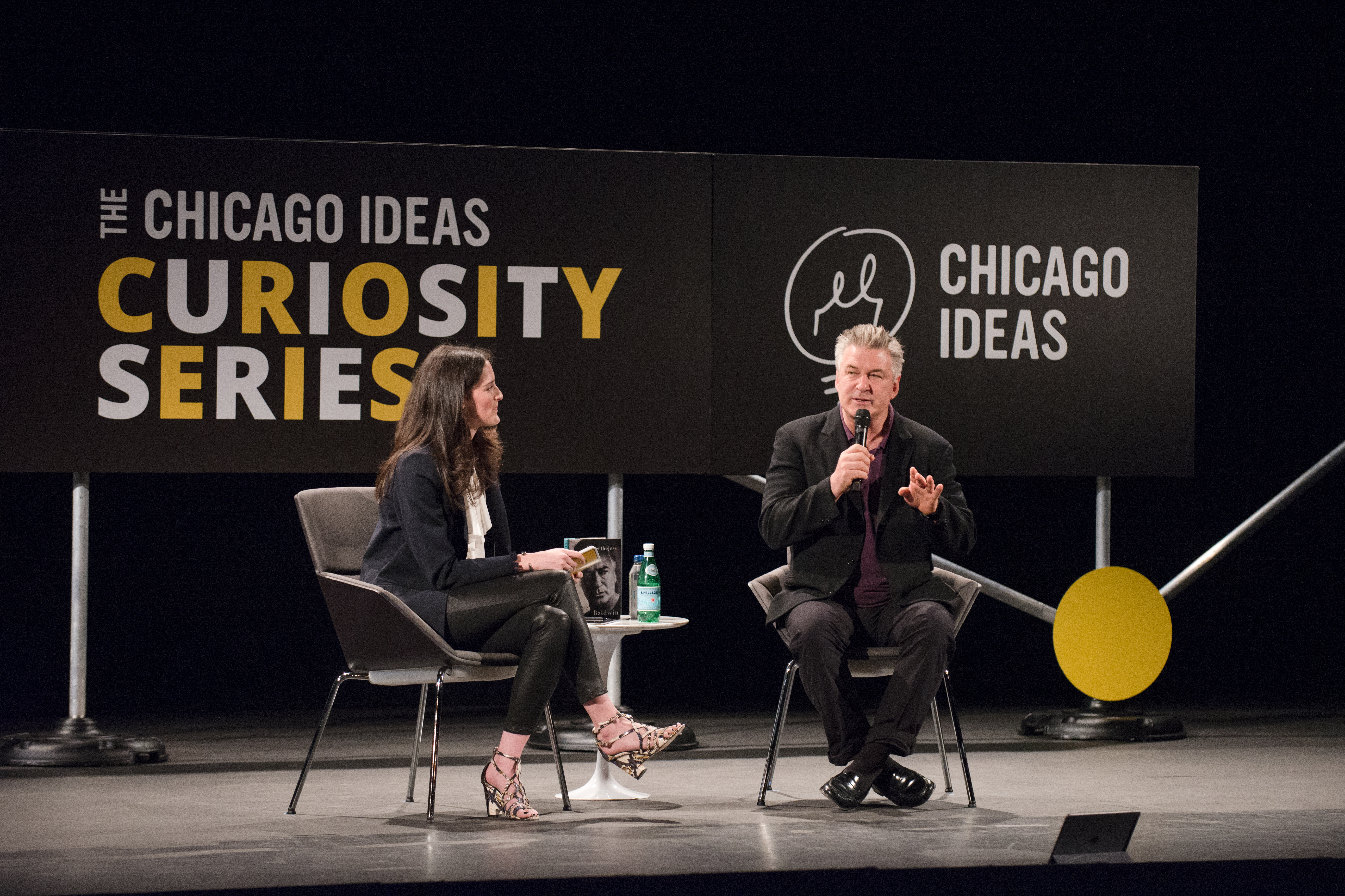Alec Baldwin Comes to Chicago