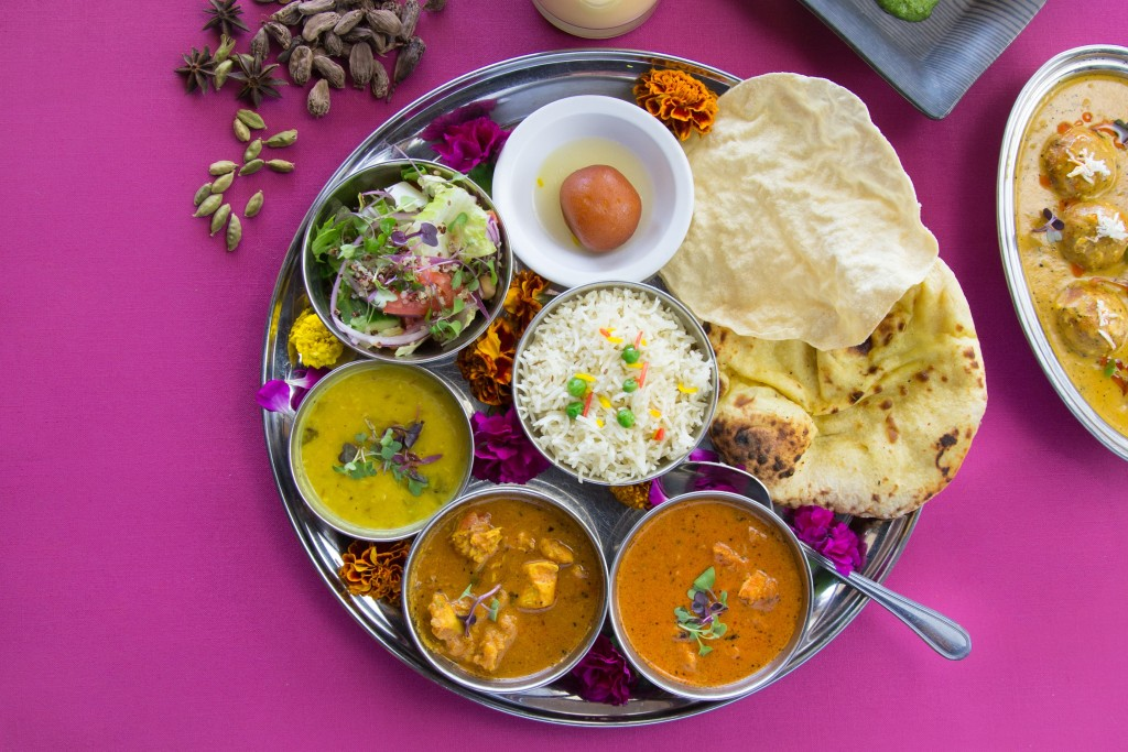 Marigold Maison_Mother's Day Thali Platter