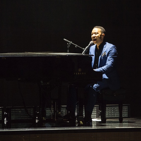 John Legend at Ravinia