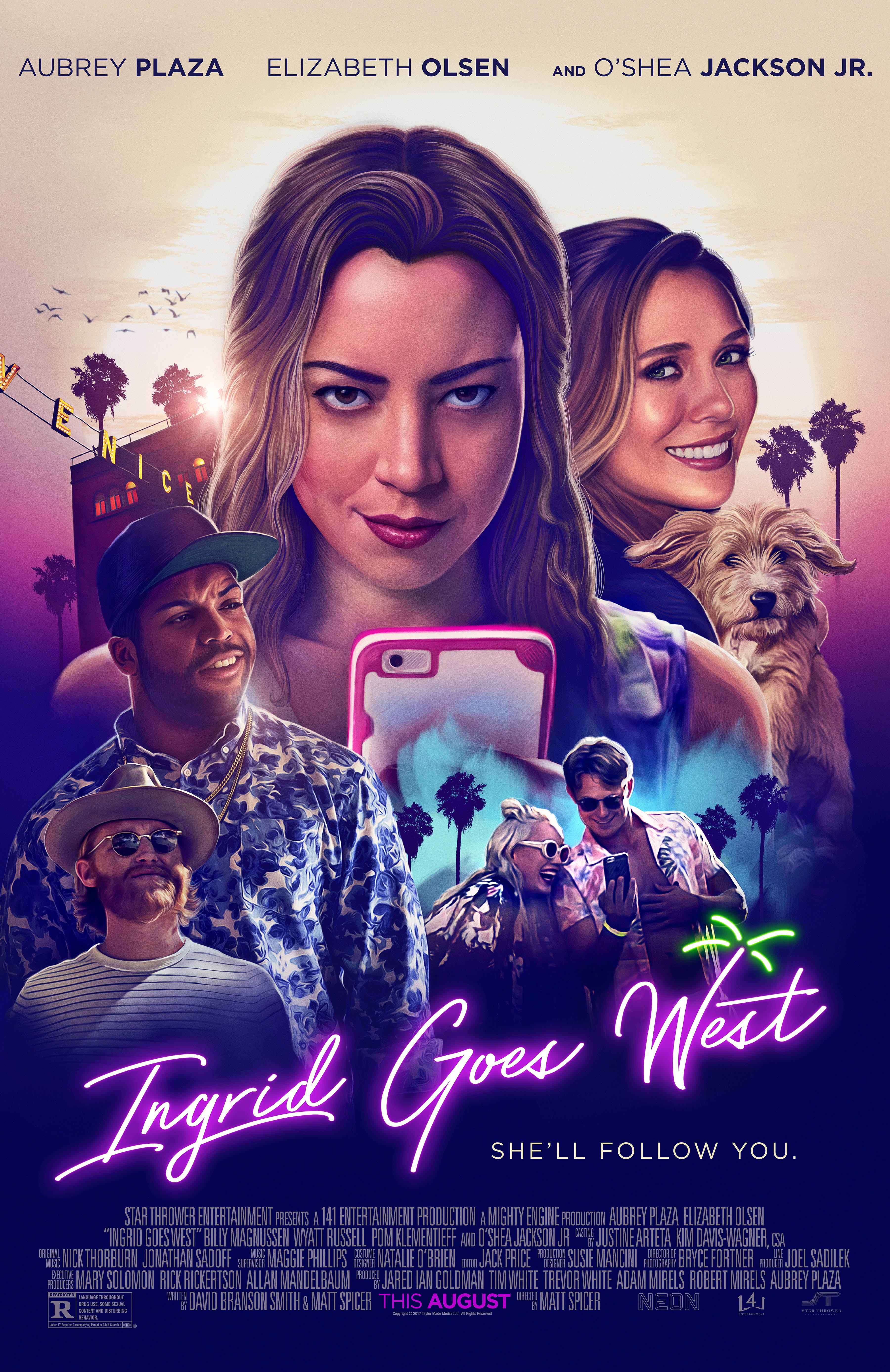 Win Tickets to See INGRID GOES WEST