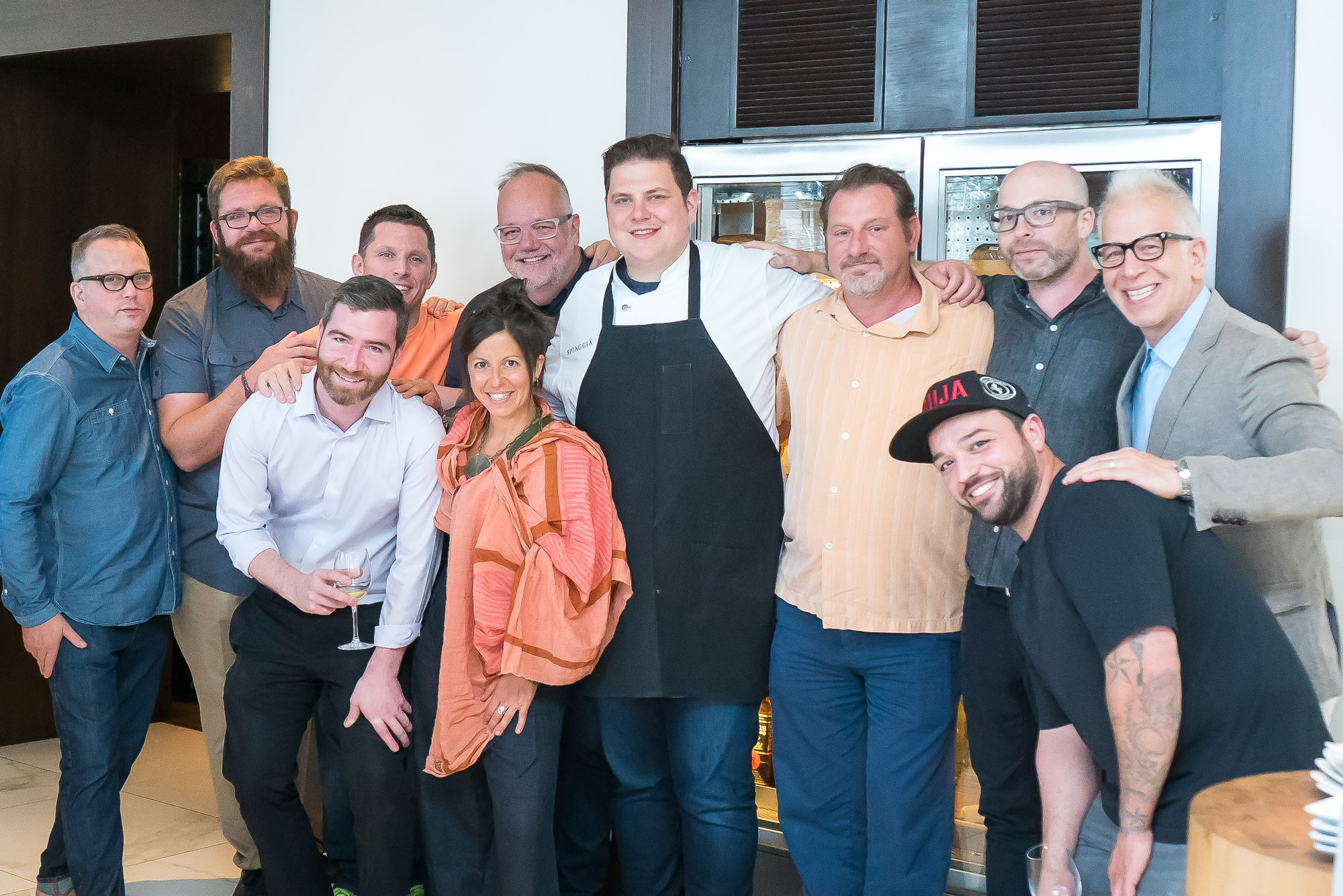 All-Star Chef Lineup at Lemon: Chicago Fundraising Welcome Party