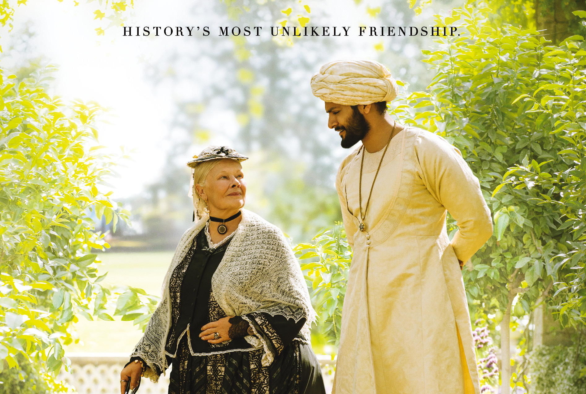 Win Passes to see VICTORIA AND ABDUL