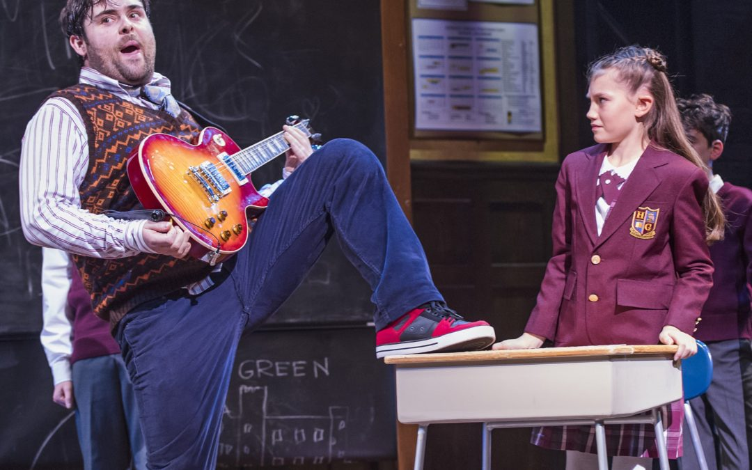 SCHOOL OF ROCK is Coming to Chicago!