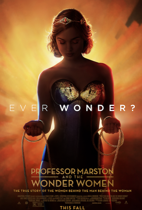 Win Passes to See PROFESSOR MARSTON & THE WONDER WOMEN