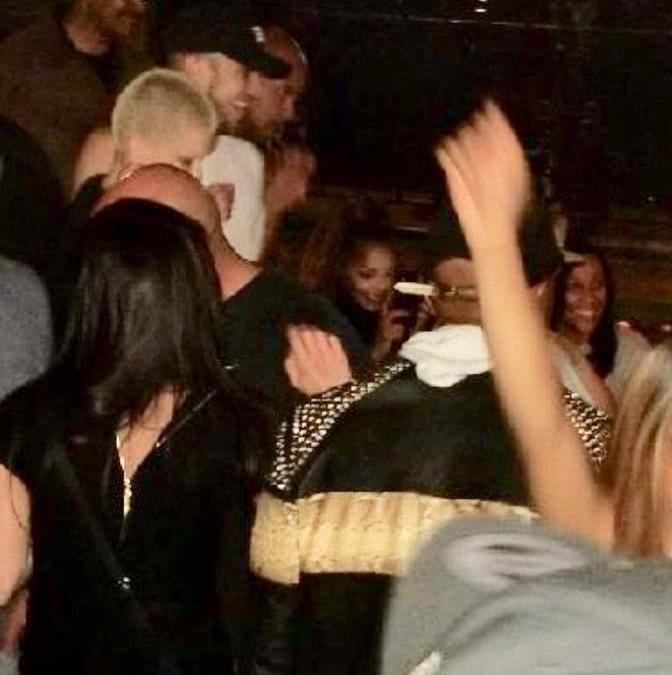 Celebrity Sighting: Janet Jackson in Chicago