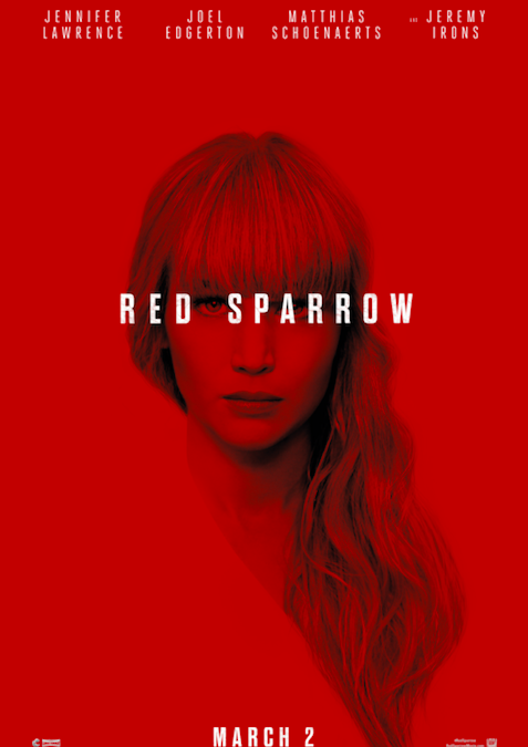 See an Advanced Screening of 'Red Sparrow'