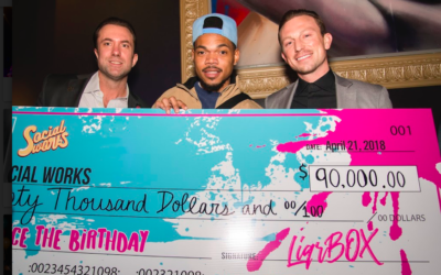 Celebrity Sighting: Chance The Rapper's Chicago Birthday Celebration Details