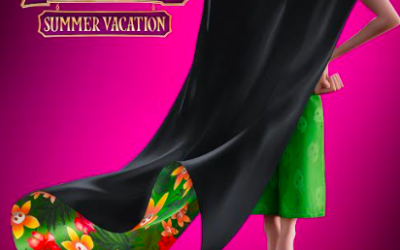 You Can Win Passes to See  HOTEL TRANSYLVANIA 3: SUMMER VACATION With Your Family