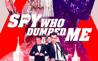 Win 'THE SPY WHO DUMPED ME' Prize Pack and See the Film For Free!