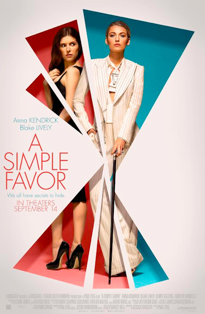 See A SIMPLE FAVOR Before It's in Theaters