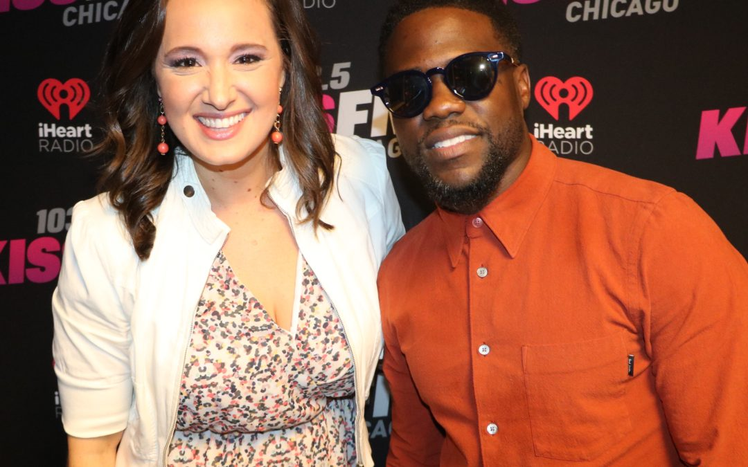 Showbiz Shelly Interviews Kevin Hart and Will Packer