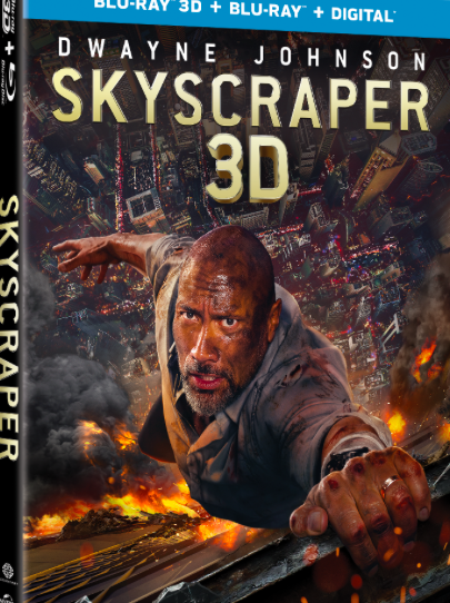 Win a Blu-Ray Copy of SKYSCRAPER