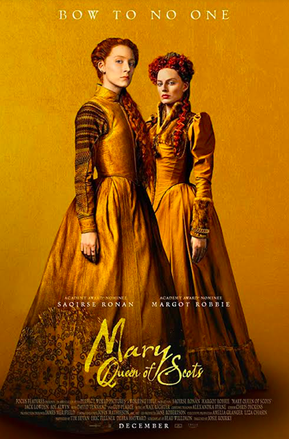 See MARY QUEEN OF SCOTS Before It's In Theaters