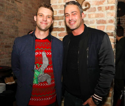 Celebrity Sighting: Taylor Kinney and Torrey DeVitto among celebs at TAO