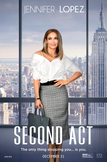 See a Special Screening of SECOND ACT