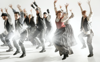 Saks Chicago Hosts Live Performance by Fiddler on the Roof Cast