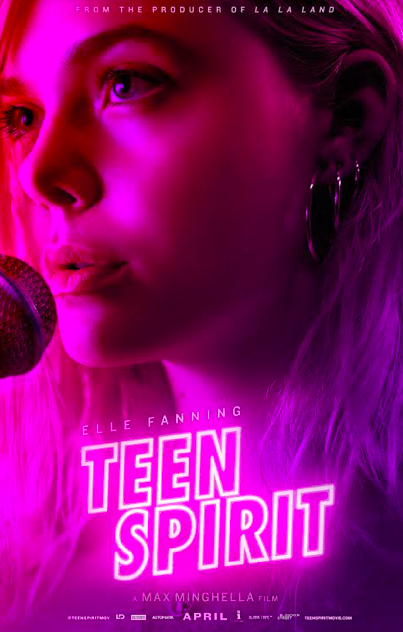 See a Special Screening of TEEN SPIRIT