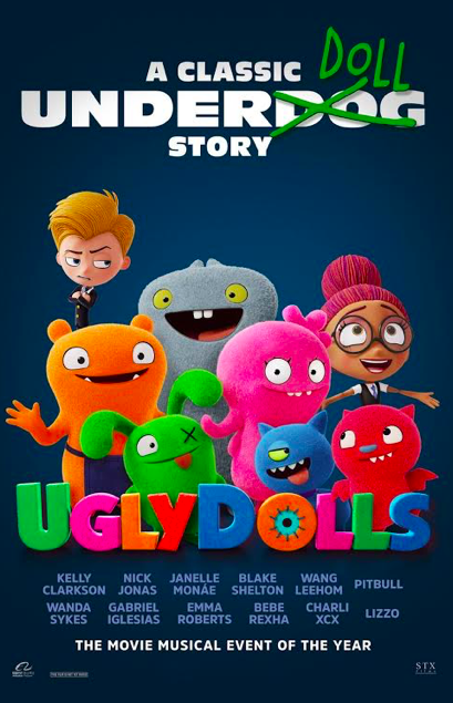 See a Special Screening of UGLY DOLLS