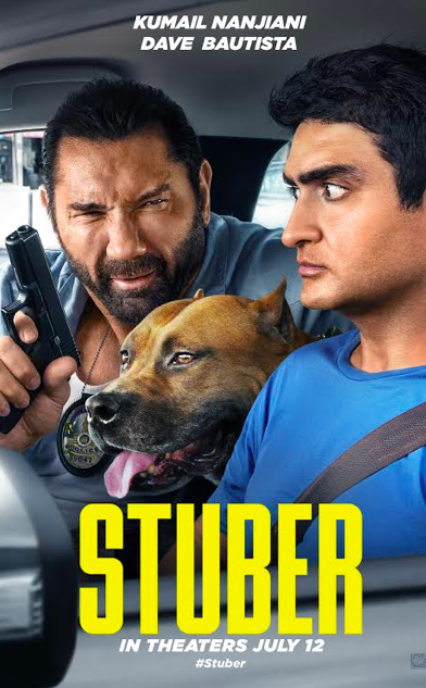 Win Tickets to See a Screening of STUBER With Me AND My Best Friends