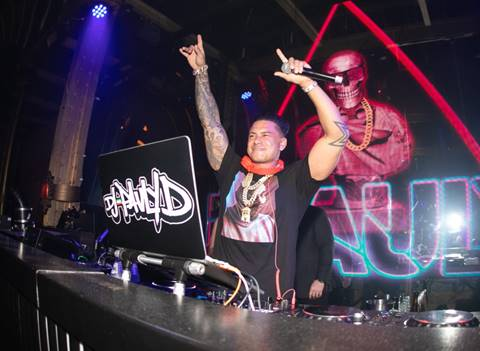 DJ Pauly D Performs at TAO Chicago
