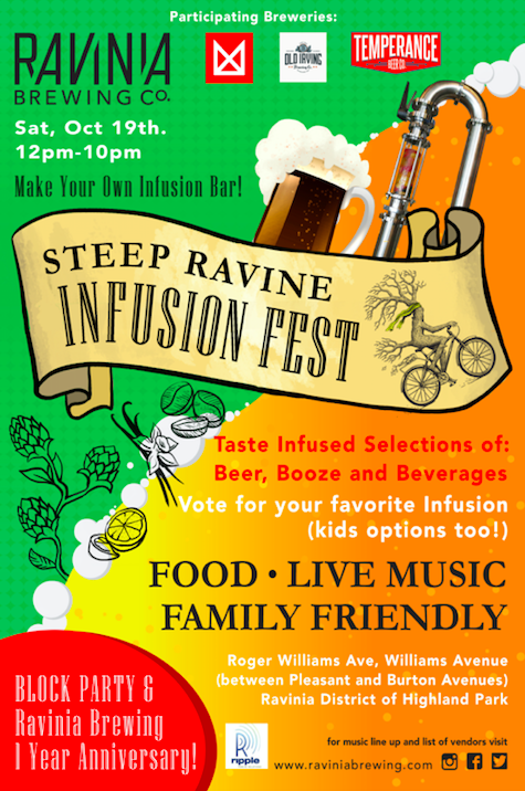 Attend 1st of a Kind Infusion Festival For All Ages