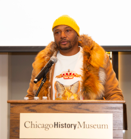 Malik Yusef Delvers Keynote Address at MALA's 4th Annual Gala
