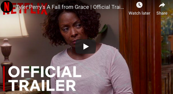 See a Special Screening of A FALL FROM GRACE