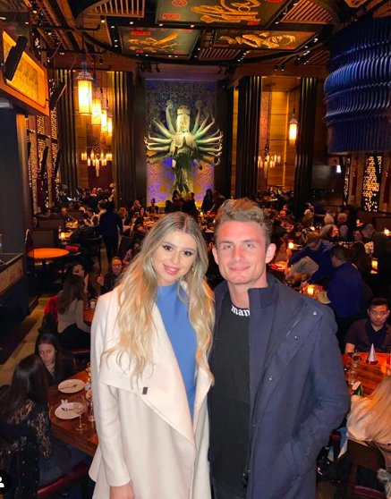 James Kennedy and Raquel Leviss Celebrate James' Birthday at TAO Chicago