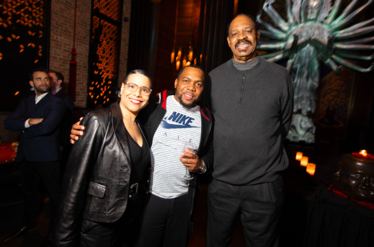 NBA All-Star Tip-Off Party at TAO Chicago