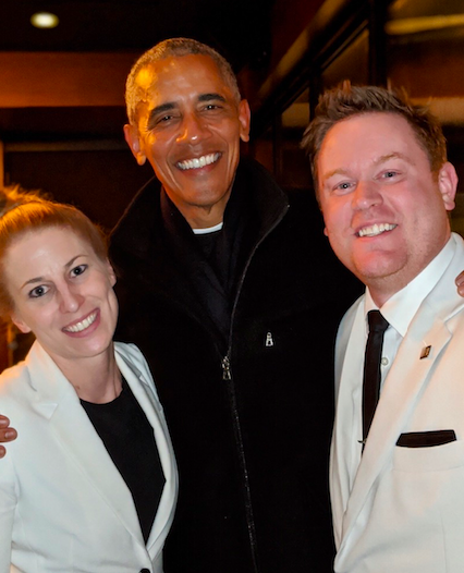 Check Out Where All the Celebs Went, Including Barack Obama, For NBA All-Star Weekend