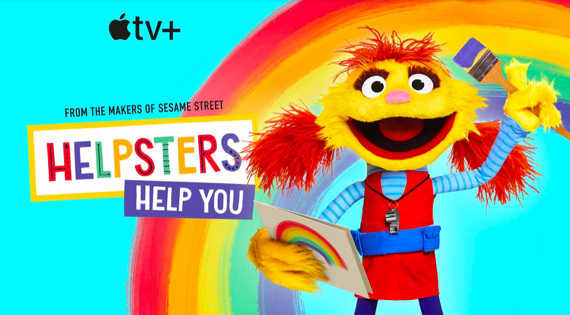 Kids! Check Out HELPSTERS on AppleTV+