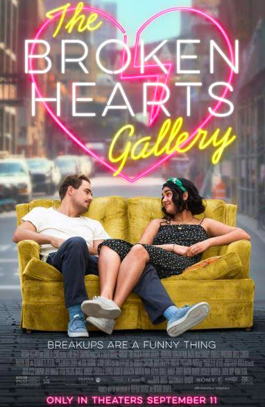Win a Fandango Gift Card to See THE BROKEN HEARTS GALLERY