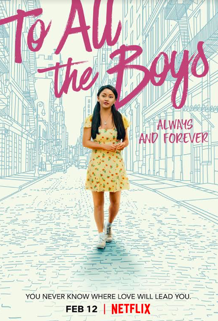 See a Virtual Advanced Screening of  TO ALL THE BOYS: ALWAYS AND FOREVER